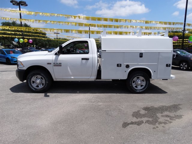 2017 Ram 2500 Regular Cab, Knapheide Service Utility Van #B609211 - photo 12