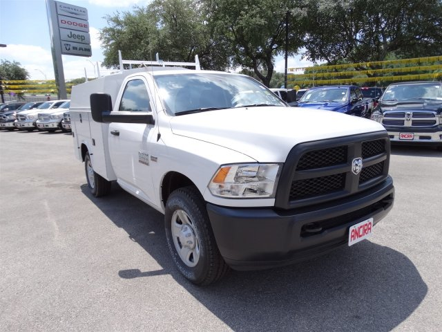 2017 Ram 2500 Regular Cab, Knapheide Service Utility Van #B609211 - photo 4