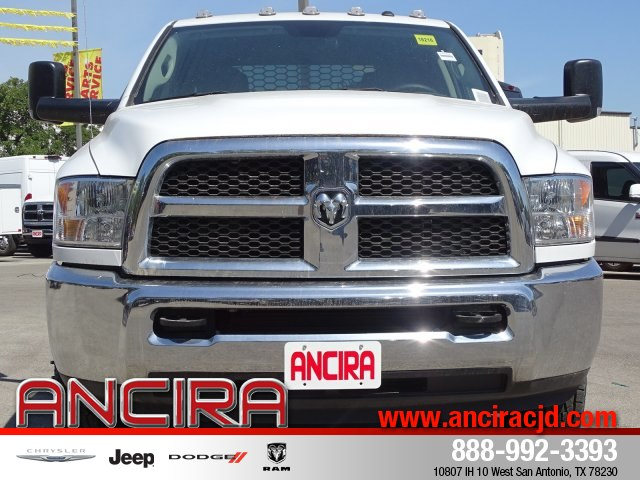 2017 Ram 3500 Crew Cab DRW 4x4,  Knapheide Platform Body #B633846 - photo 3