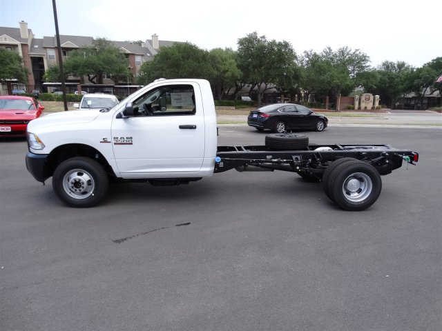 2017 Ram 3500 Regular Cab DRW, Cab Chassis #B669889 - photo 8