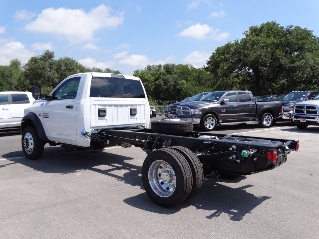 2017 Ram 5500 Regular Cab DRW, Cab Chassis #B699100 - photo 2