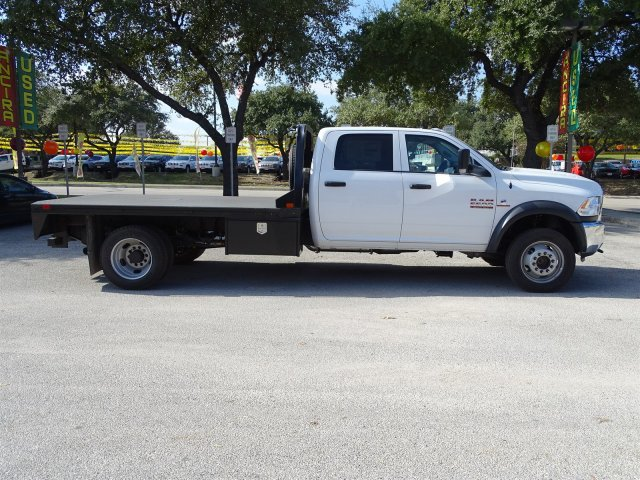 2017 Ram 5500 Crew Cab DRW 4x4 Platform Body #B773100 - photo 6