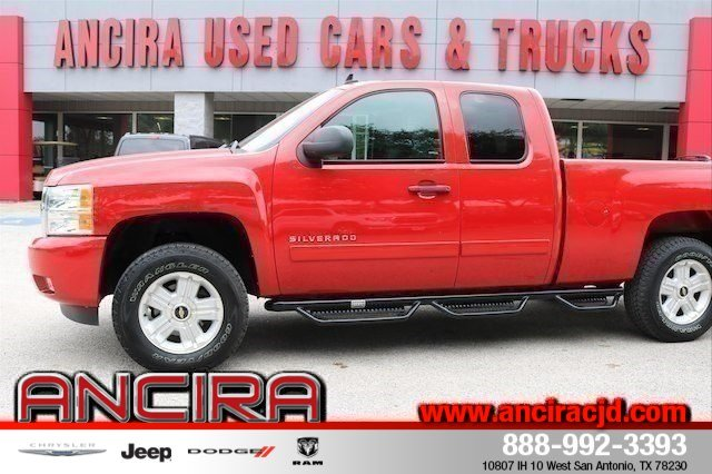 2013 Silverado 1500 Double Cab 4x4,  Pickup #J298783A - photo 6
