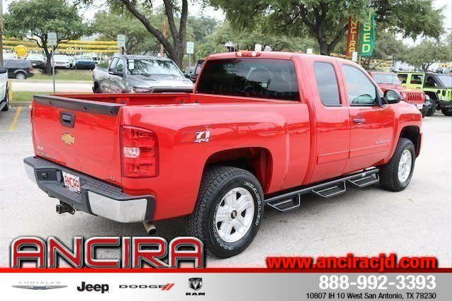 2013 Silverado 1500 Double Cab 4x4,  Pickup #J298783A - photo 5