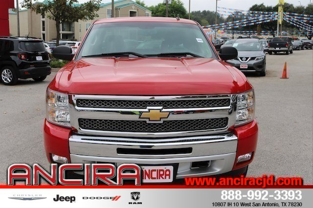2013 Silverado 1500 Double Cab 4x4,  Pickup #J298783A - photo 8