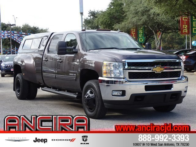 2011 Silverado 3500 Crew Cab 4x4,  Pickup #J460801A - photo 29
