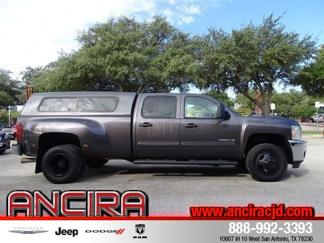 2011 Silverado 3500 Crew Cab 4x4,  Pickup #J460801A - photo 4
