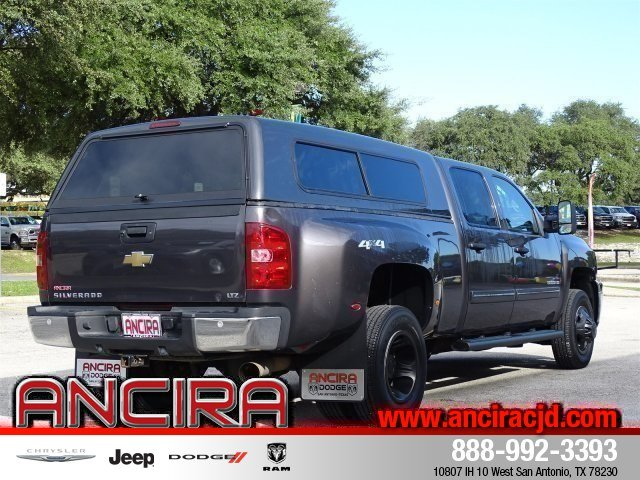 2011 Silverado 3500 Crew Cab 4x4,  Pickup #J460801A - photo 5