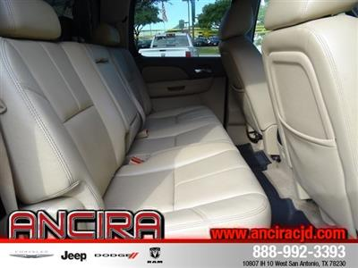 2011 Silverado 3500 Crew Cab 4x4,  Pickup #J460801A - photo 18