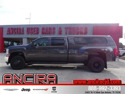 2011 Silverado 3500 Crew Cab 4x4,  Pickup #J460801A - photo 2