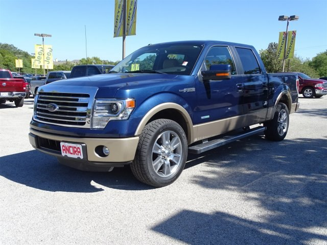 2014 F-150 Super Cab Pickup #J710172A - photo 3