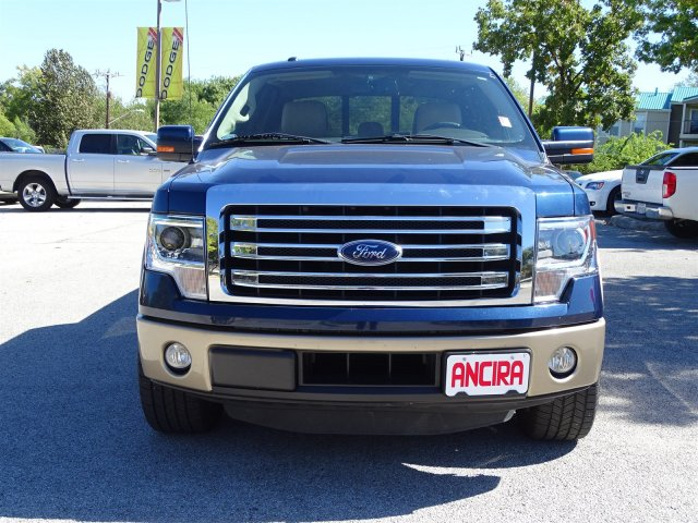 2014 F-150 Super Cab Pickup #J710172A - photo 4