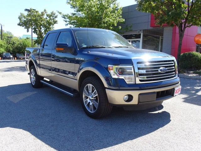 2014 F-150 Super Cab Pickup #J710172A - photo 5