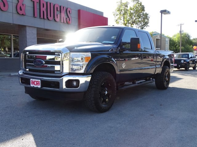 2016 F-250 Crew Cab 4x4 Pickup #J723471A - photo 4