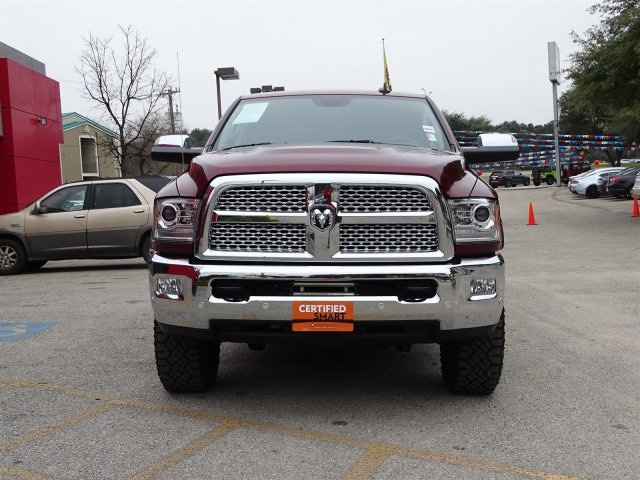 2016 Ram 2500 Crew Cab 4x4, Pickup #J809810A - photo 4