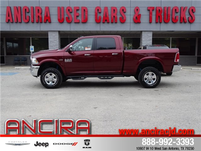 2016 Ram 2500 Crew Cab 4x4, Pickup #J809810A - photo 1