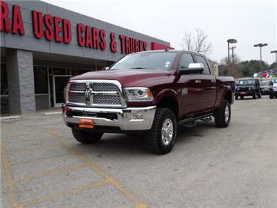 2016 Ram 2500 Crew Cab 4x4, Pickup #J809810A - photo 3