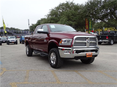 2016 Ram 2500 Crew Cab 4x4, Pickup #J809810A - photo 5