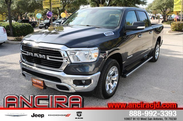 2019 Ram 1500 Crew Cab 4x2,  Pickup #PC9626 - photo 2