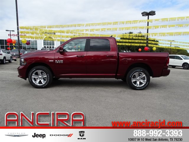 2018 Ram 1500 Crew Cab 4x4,  Pickup #R108451 - photo 1
