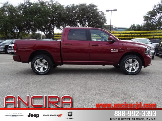 2018 Ram 1500 Crew Cab 4x4,  Pickup #R108451 - photo 5