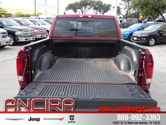 2018 Ram 1500 Crew Cab 4x4,  Pickup #R108451 - photo 24