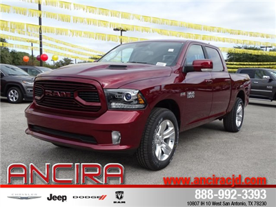 2018 Ram 1500 Crew Cab 4x4,  Pickup #R108451 - photo 2