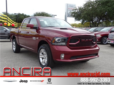 2018 Ram 1500 Crew Cab 4x4,  Pickup #R108451 - photo 4