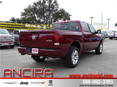 2018 Ram 1500 Crew Cab 4x4,  Pickup #R108451 - photo 6