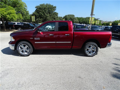 2018 Ram 1500 Quad Cab, Pickup #R114811 - photo 3