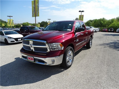 2018 Ram 1500 Quad Cab, Pickup #R114811 - photo 1
