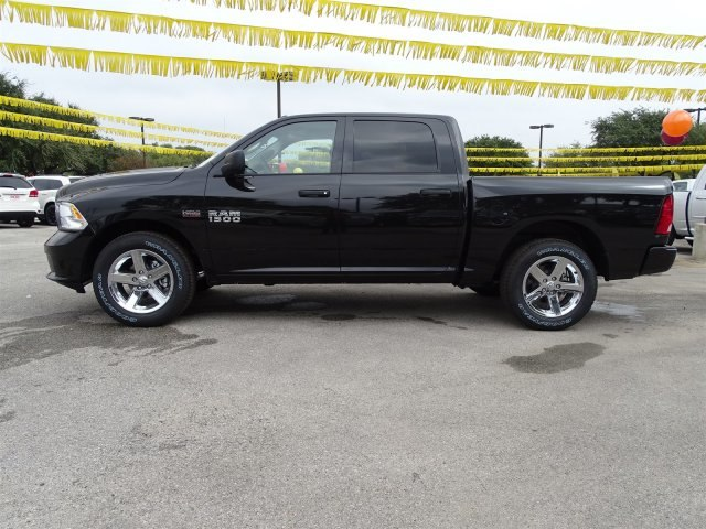 2018 Ram 1500 Crew Cab, Pickup #R129060 - photo 3