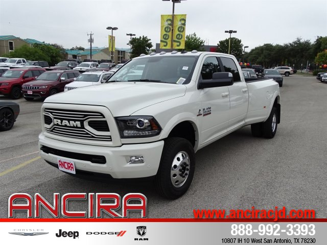 2018 Ram 3500 Crew Cab DRW 4x4,  Pickup #R143862 - photo 1