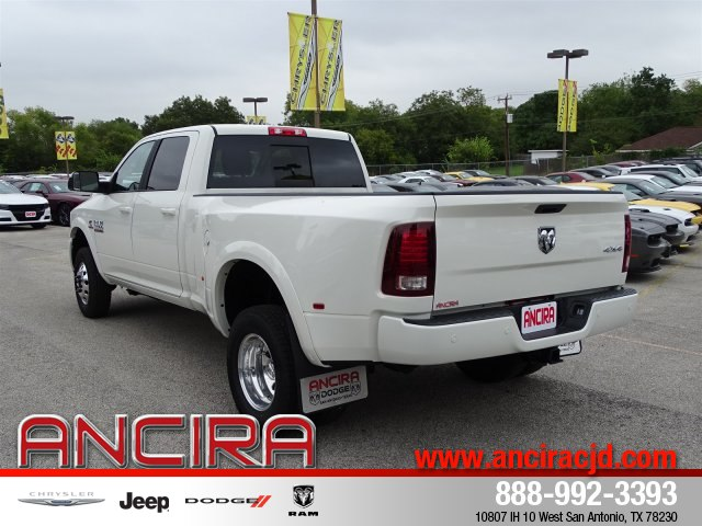 2018 Ram 3500 Crew Cab DRW 4x4,  Pickup #R143862 - photo 2