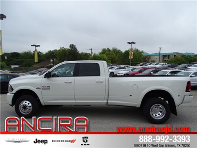 2018 Ram 3500 Crew Cab DRW 4x4,  Pickup #R143862 - photo 3