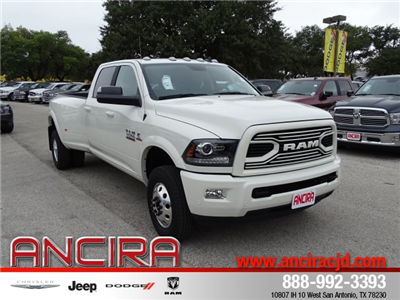 2018 Ram 3500 Crew Cab DRW 4x4,  Pickup #R143862 - photo 5