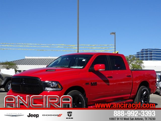 2018 Ram 1500 Crew Cab 4x4,  Pickup #R153153 - photo 2