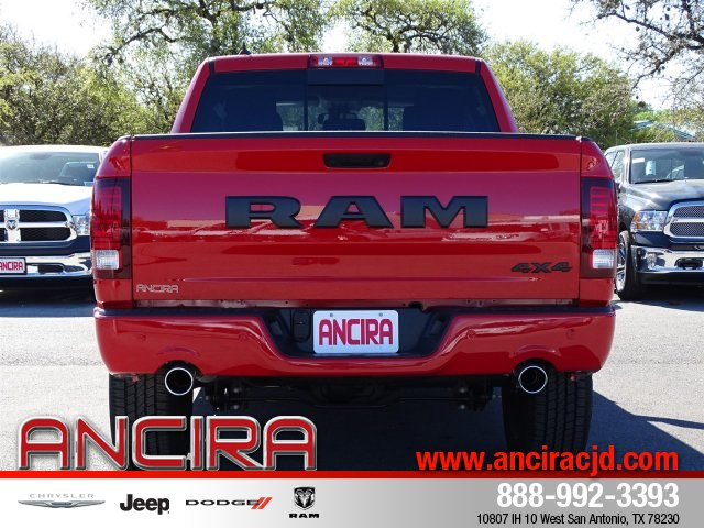 2018 Ram 1500 Crew Cab 4x4,  Pickup #R153153 - photo 7
