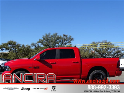 2018 Ram 1500 Crew Cab 4x4,  Pickup #R153153 - photo 1