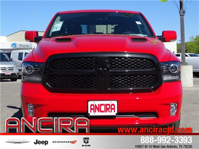2018 Ram 1500 Crew Cab 4x4,  Pickup #R153153 - photo 3