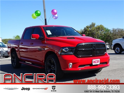 2018 Ram 1500 Crew Cab 4x4,  Pickup #R153153 - photo 4