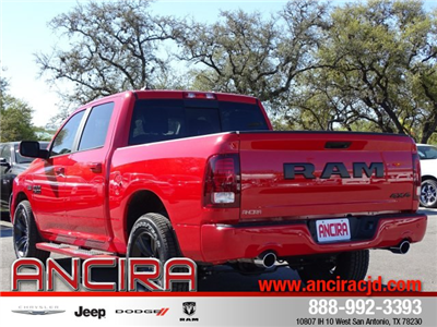 2018 Ram 1500 Crew Cab 4x4,  Pickup #R153153 - photo 8