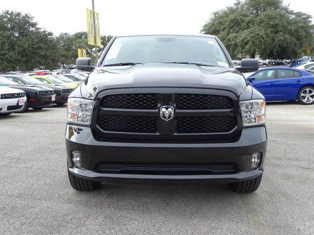 2018 Ram 1500 Quad Cab 4x4, Pickup #R172487 - photo 4