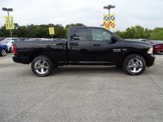 2018 Ram 1500 Quad Cab 4x4, Pickup #R172487 - photo 6