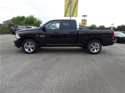 2018 Ram 1500 Quad Cab 4x4, Pickup #R172487 - photo 3