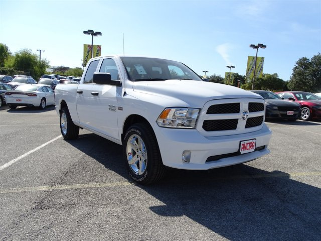 2018 Ram 1500 Quad Cab 4x4, Pickup #R175161 - photo 5