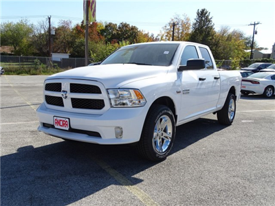 2018 Ram 1500 Quad Cab 4x4, Pickup #R175161 - photo 1