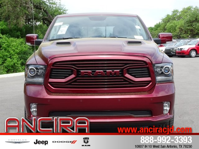 2018 Ram 1500 Crew Cab,  Pickup #R188431 - photo 3