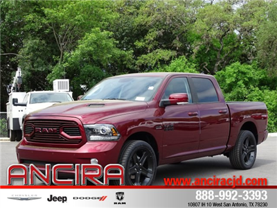 2018 Ram 1500 Crew Cab,  Pickup #R188431 - photo 2