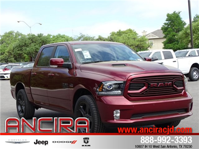 2018 Ram 1500 Crew Cab,  Pickup #R188431 - photo 4